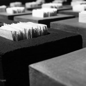 36 cubes: Detail