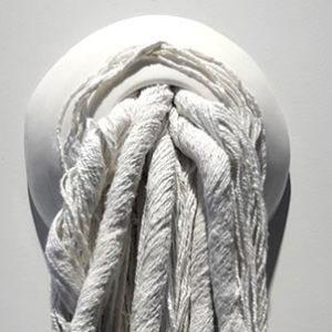 Porcelaine et textile 3 detail