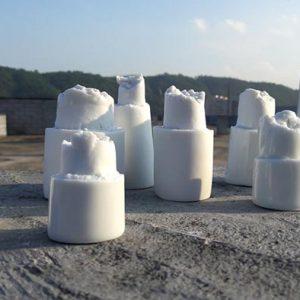 Porcelaine, four à gaz réduction