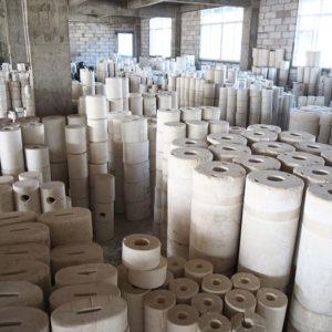 Entreprise Wanqi – Dehua – Chine – moules en plâtre – Company Wanqi – Dehua, China – plaster molds