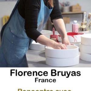 Kakemono Florence Bruyas